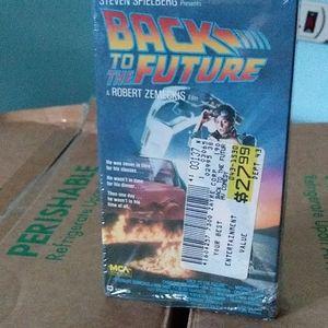VHS t.v. movie